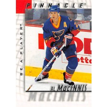 MacInnis Al - 1997-98 Be A Player No.125