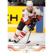 Iginla Jarome - 2001-02 Upper Deck No.25