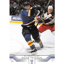 Tkachuk Keith - 2001-02 Upper Deck No.150