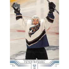 Bondra Peter - 2001-02 Upper Deck No.173