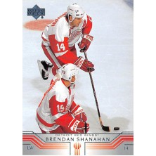 Shanahan Brendan - 2001-02 Upper Deck No.290