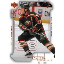 Pellerin Scott - 2000-01 Pros and Prospects No.43