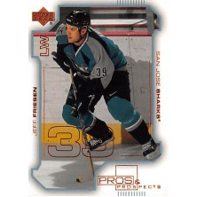 Friesen Jeff - 2000-01 Pros and Prospects No.72