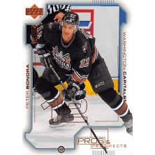 Bondra Peter - 2000-01 Pros and Prospects No.87
