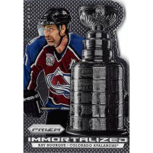 Bourque Ray - 2013-14 Prizm Immortalized No.I-20