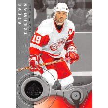 Yzerman Steve - 2005-06 SP Game Used No.35