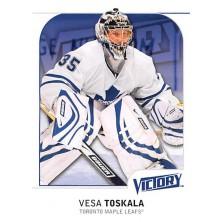 Toskala Vesa - 2009-10 Victory No.182