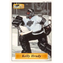 Hrudey Kelly - 1995-96 Bashan Imperial Super Stickers No.61