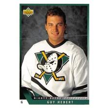 Hebert Guy - 1993-94 Upper Deck No.1