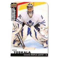 Toskala Vesa - 2008-09 Collectors Choice No.195