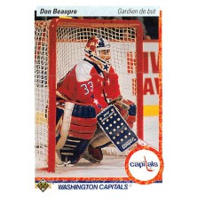 Beaupre Don - 1990-91 Upper Deck French No.217