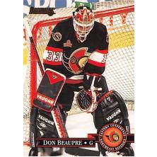 Beaupre Don - 1995-96 Donruss No.246