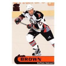 Brown Curtis - 1999-00 Paramount Red No.26