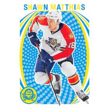 Matthias Shawn - 2013-14 O-Pee-Chee Retro No.48