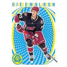 Ekman-Larsson Oliver - 2013-14 O-Pee-Chee Retro No.78