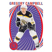 Campbell Gregory - 2013-14 O-Pee-Chee Retro No.148