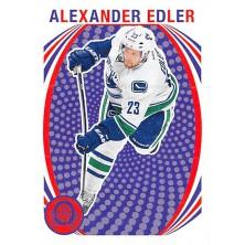 Edler Alexander - 2013-14 O-Pee-Chee Retro No.158