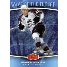 Svatoš Marek - 2006-07 Flair Showcase Wave of the Future No.WF10