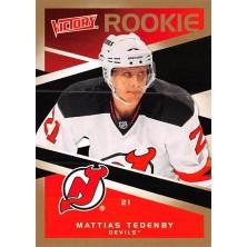 Tedenby Mattias - 2010-11 Victory Gold No.302