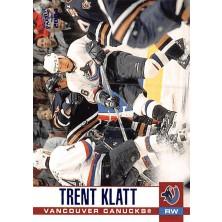 Klatt Trent - 2003-04 Pacific Blue No.331