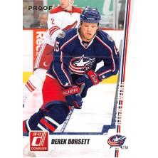 Dorsett Derek - 2010-11 Donruss Press Proofs No.205