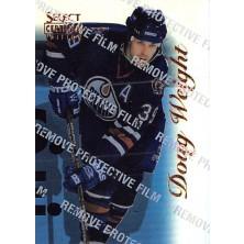 Weight Doug - 1996-97 Select Certified Mirror Blue No.50