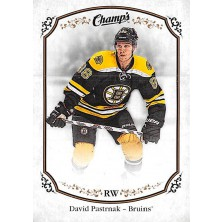 Pastrňák David - 2015-16 Champs No.91