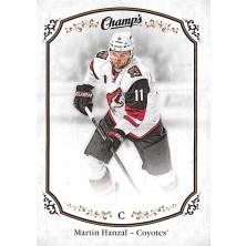 Hanzal Martin - 2015-16 Champs No.98
