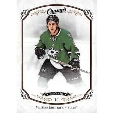 Janmark Mattias - 2015-16 Champs No.162