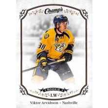Arvidsson Viktor - 2015-16 Champs No.166