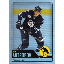 Antropov Nikolai - 2012-13 O-Pee-Chee Rainbow No.273