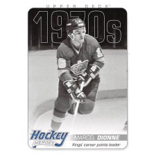 Dionne Marcel - 2012-13 Upper Deck Hockey Heroes No.HH35