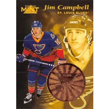 Campbell Jim - 1996-97 Pinnacle Mint Bronze No.30