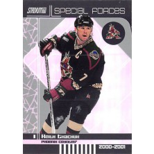 Tkachuk Keith - 2000-01 Stadium Club Special Forces No.SF19