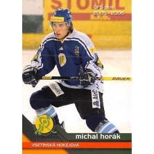 Horák Michal - 2005-06 OFS No.341
