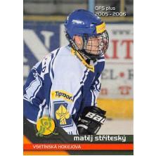 Skříteský Matěj - 2005-06 OFS No.342