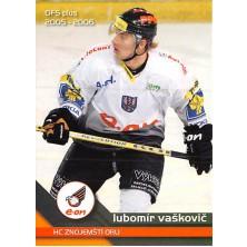Vaškovič Lubomír - 2005-06 OFS No.345