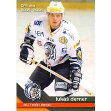 Derner Lukáš - 2005-06 OFS No.351