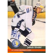 Šindel Jakub - 2005-06 OFS No.355