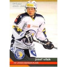 Vítek Josef - 2005-06 OFS No.356