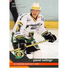Selingr Pavel - 2005-06 OFS No.364