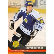 Zdráhal Pavel - 2005-06 OFS No.365