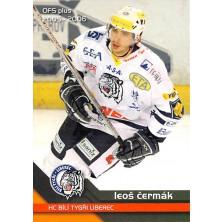 Čermák Leoš - 2005-06 OFS No.368