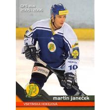 Janeček Martin - 2005-06 OFS No.375