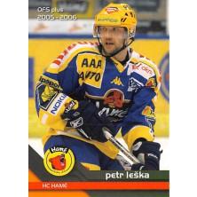 Leška Petr - 2005-06 OFS No.377