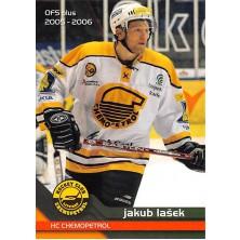 Lašek Jakub - 2005-06 OFS No.400