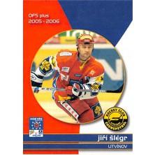 Šlégr Jiří - 2005-06 OFS Utkání Hvězd No.CS4