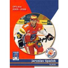 Špaček Jaroslav - 2005-06 OFS Utkání Hvězd No.CS7