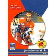 Balaštík Jaroslav - 2005-06 OFS Utkání Hvězd No.CS13