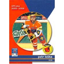 Leška Petr - 2005-06 OFS Utkání Hvězd No.CS15